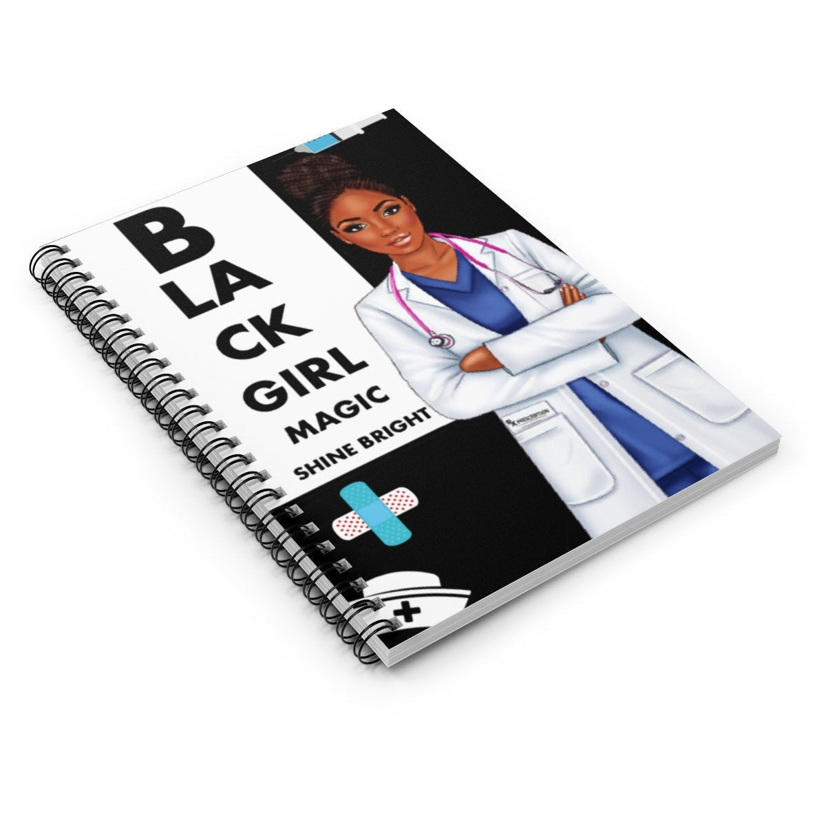 Black Woman Doctor Journal