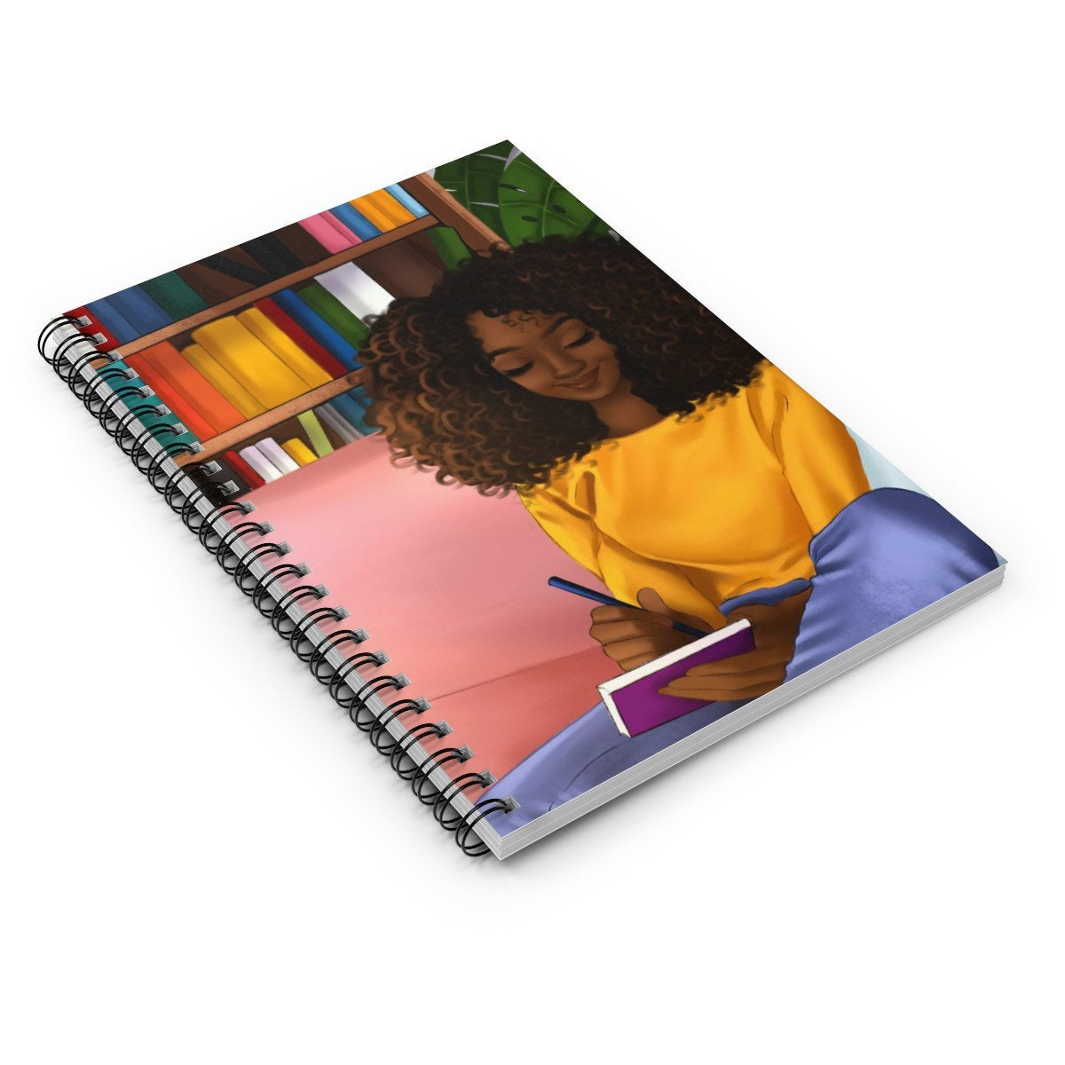 Black Woman Planning Journal