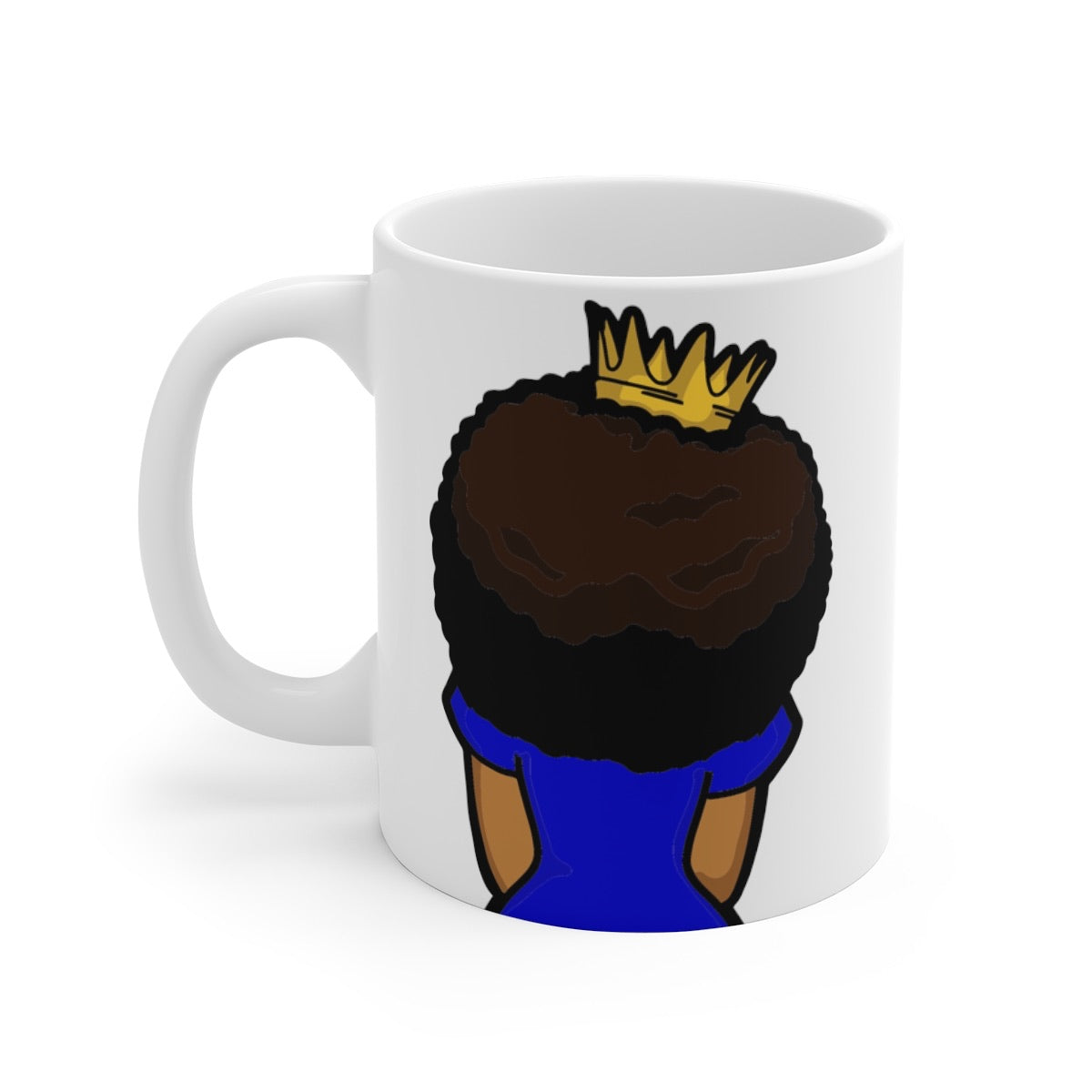 Rocking The Crown Mug