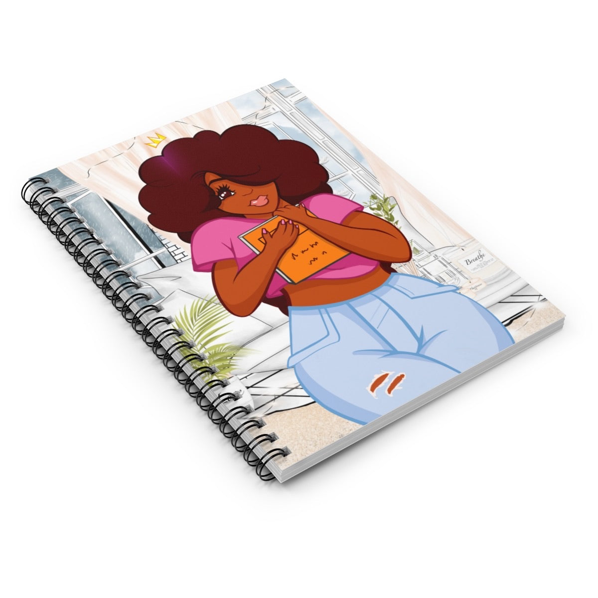 Black Woman Journal Love