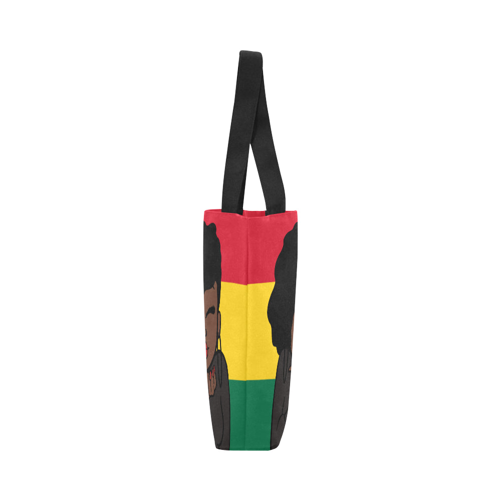 Afrocentric Canvas Bag
