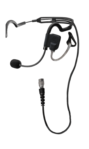 WPATH-X10 lightweight Acoustic Tube handsfree headset