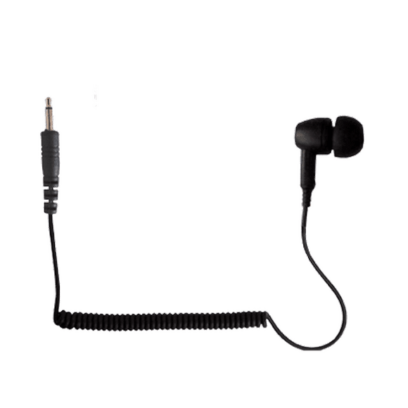 WPEB 3.5mm Black earbud