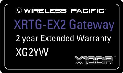 XG2YW Extended warranty - Elite XRTG series - 2 yrs total.