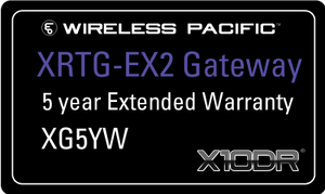XG5YW Extended warranty - Elite XRTG series - 5 yrs total.