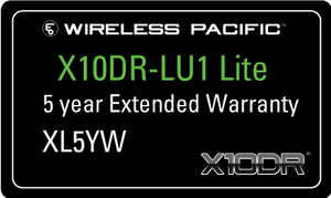 XL5YW Extended warranty - Lite series 5 years total.
