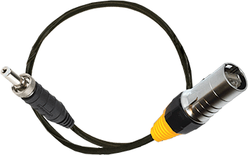 XRTC-0.5 XRTG/XRTB interface 0.5m cable IP67RJ-IP67 5.5/2.5