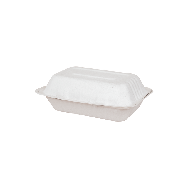 Bagasse Clam Medium
