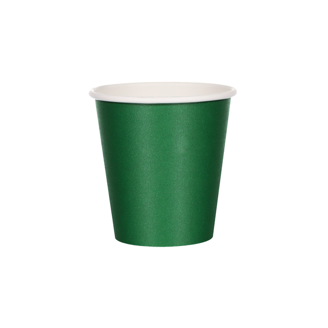 Single Walled Hot Cup - Kakariki Green