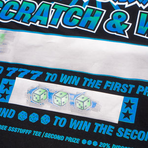 Scratchable Lottery Tee