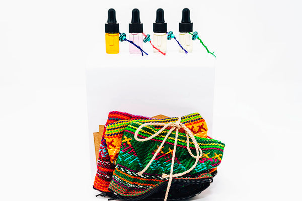 Mama's Sacred Oil Kit