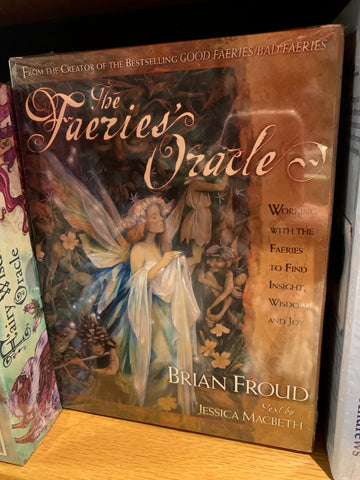 Faeries Oracle - Brian Froud