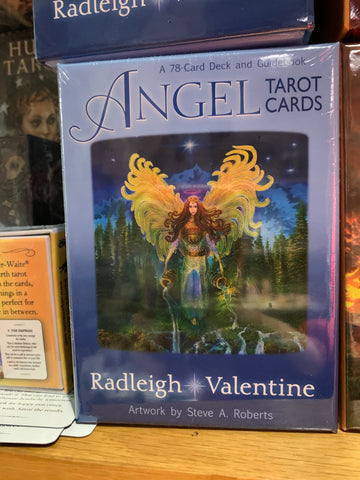 Angel Tarot Cards -Radleigh Valentine(Doreen Virtue)