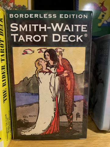 Smith- Waite Tarot Borderless