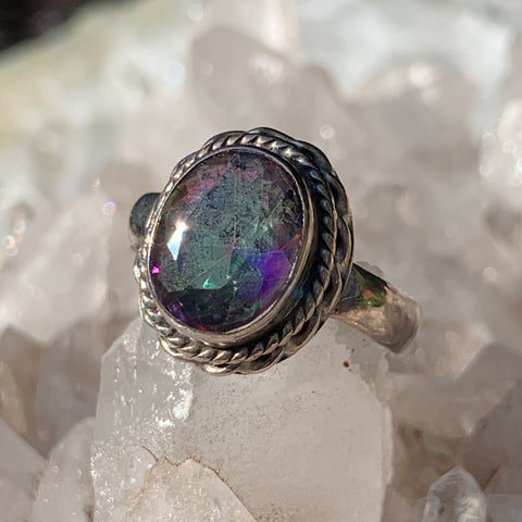 Copy of Mystic Topaz sz 6