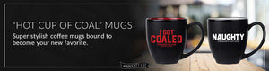 The Naughty List Coffee Mug Collection