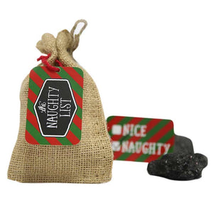 Sack of Coal Soap