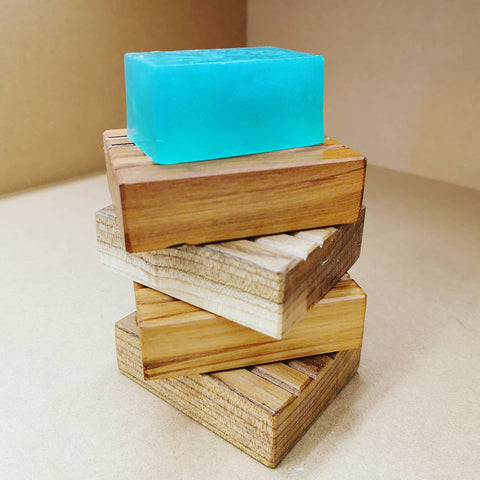 Wooden Soap Block