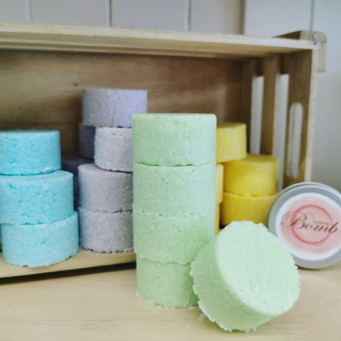 Tea Tree And Spearmint Solid Shampoo