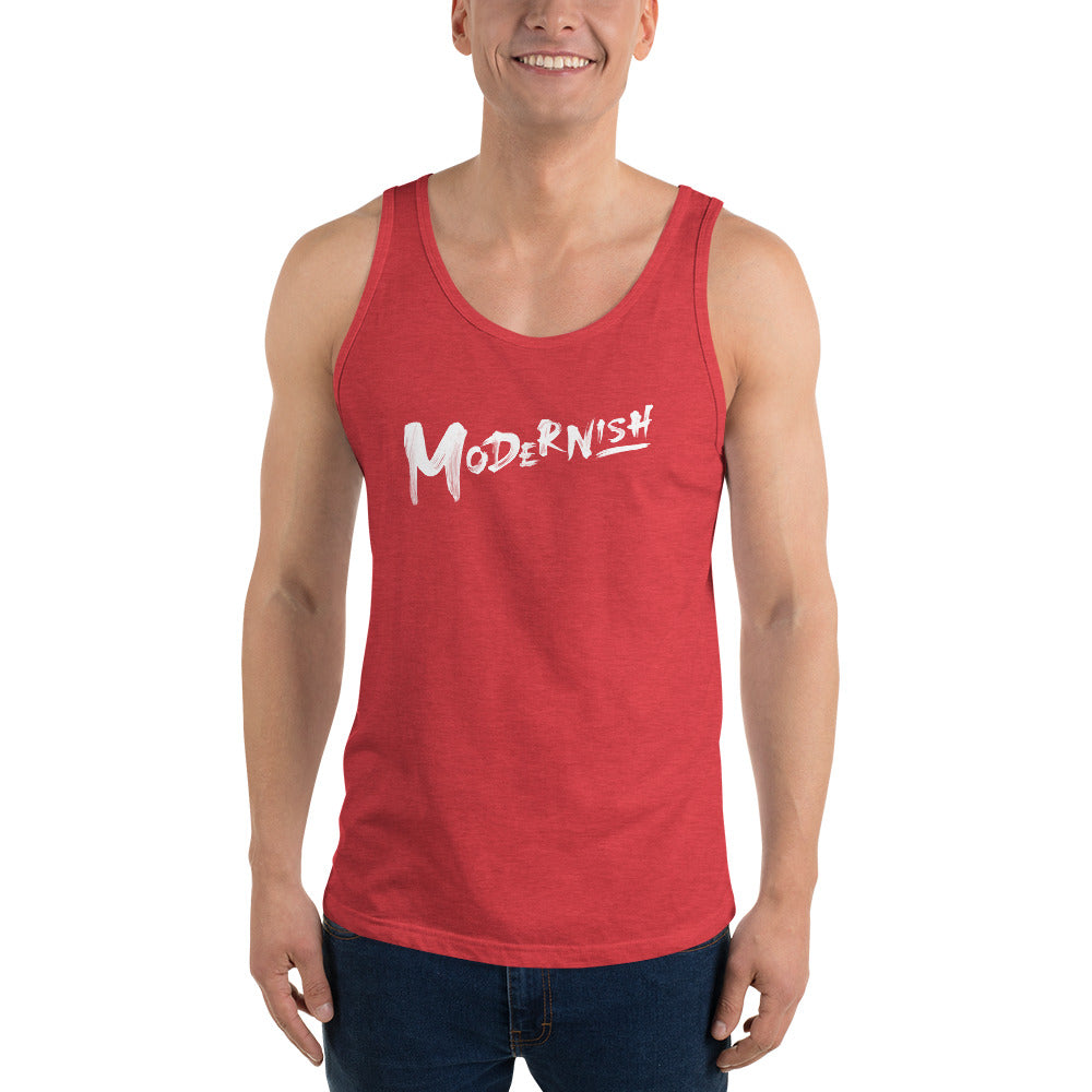 Modernish Unisex Tank Top