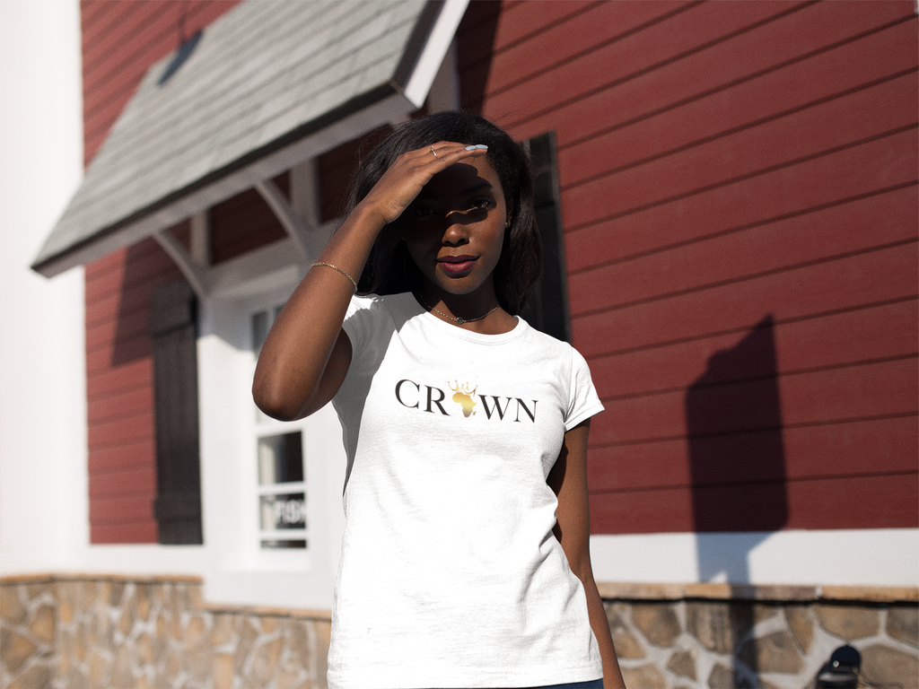 Crown Me Unisex T-Shirt