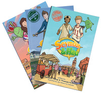 the complete seymour & hau series