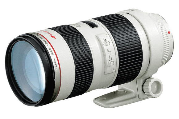 Canon, Lente EF 70-200 2.8 L IS II USM