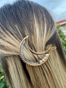 Hairclip Moon