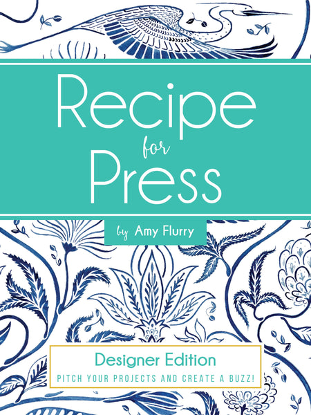 Recipe for Press: Designer Edition
