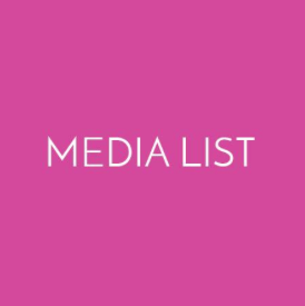 2018 Editor List (Home / Fashion / Lifestyle / Interior Design / Wedding /  Travel