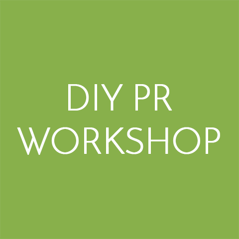 DIY PR Workshop