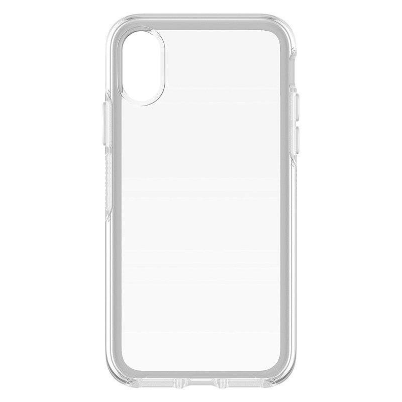 IPhone X transparent pouch