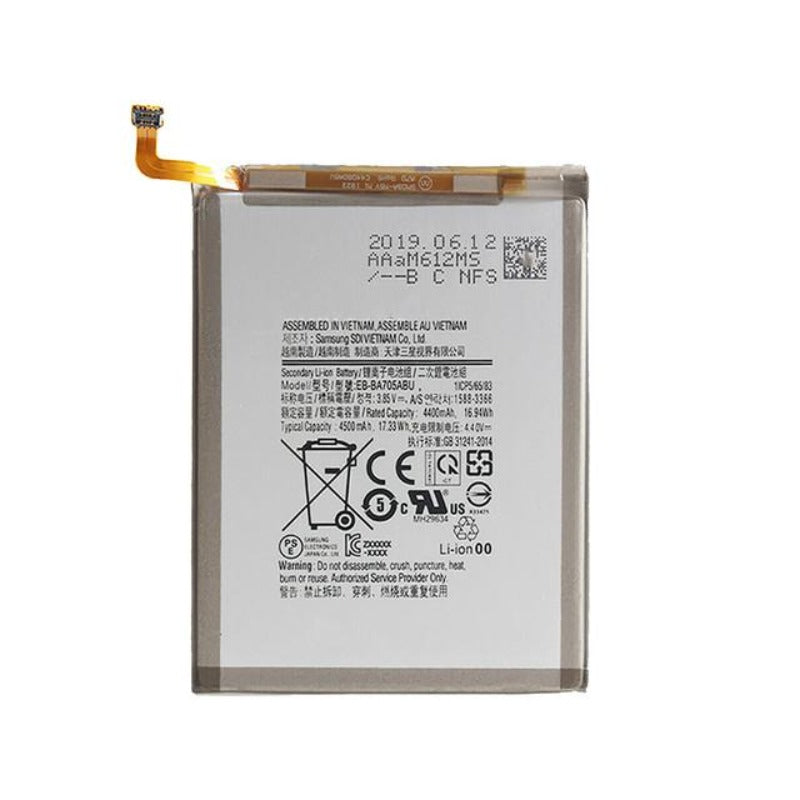 samsung A70 battery
