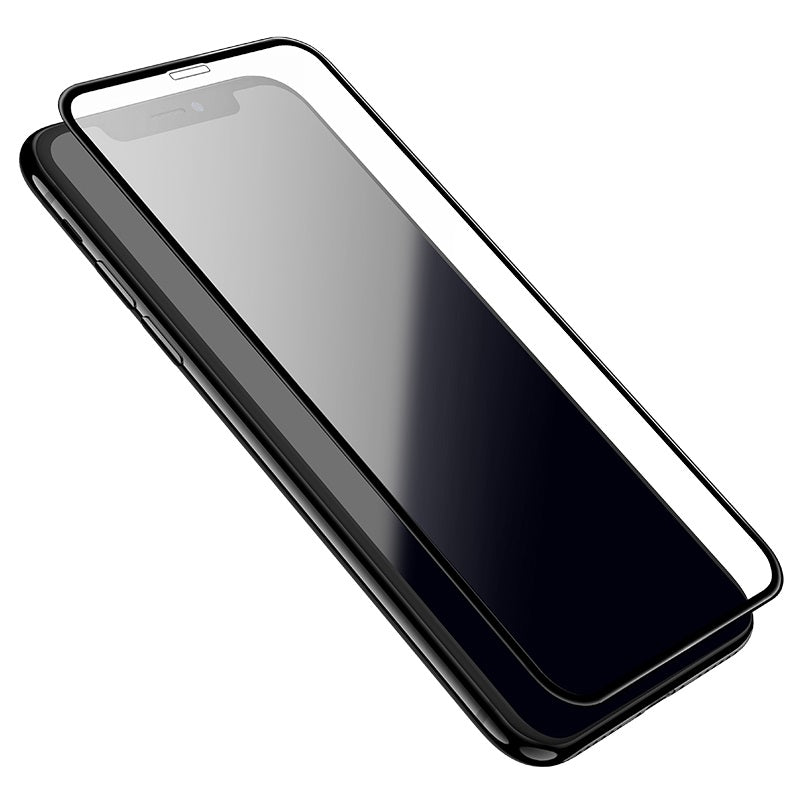 IPhone 11 pro max screen protector black