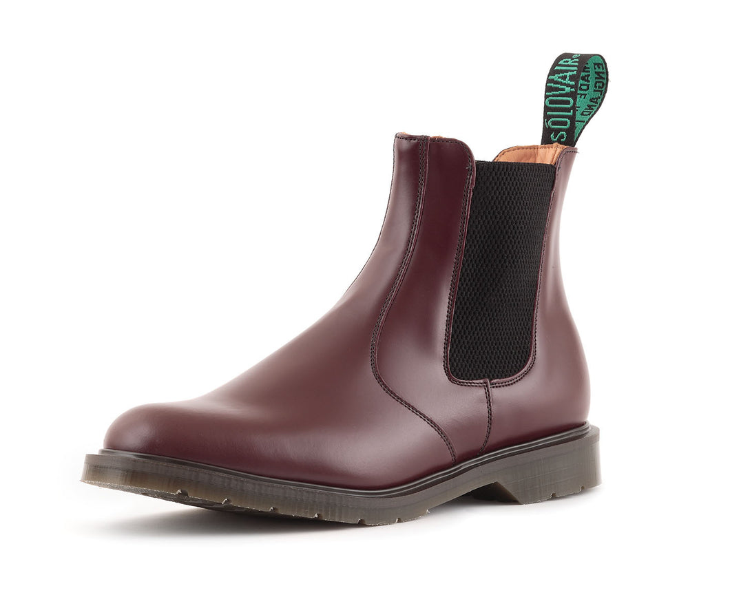 Classic Dealer Boot in Oxblood