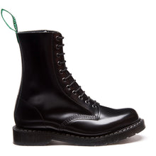 Classic 11 Eye Derby Boot in Black