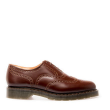 Classic 5 Eye English Brogue in Nut Brown
