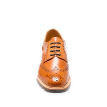 Lifestyle 4 Eye Gibson Brogue in Acorn