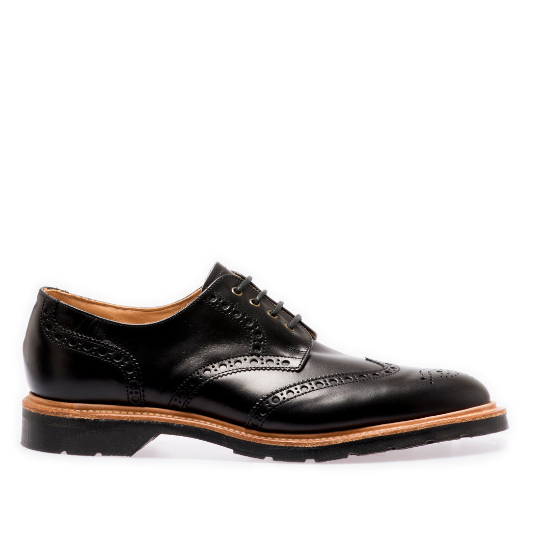 Lifestyle 4 Eye Gibson Brogue in Black