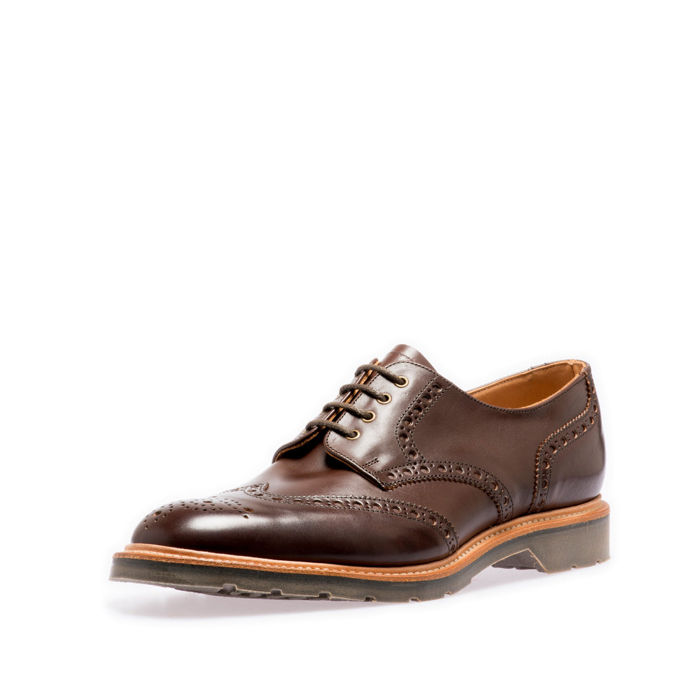 Lifestyle 4 Eye Gibson Brogue in Ebony