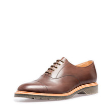 Lifestyle 5 Eye Oxford in Ebony