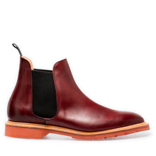 Lifestyle Chelsea Boot in Burgundy
