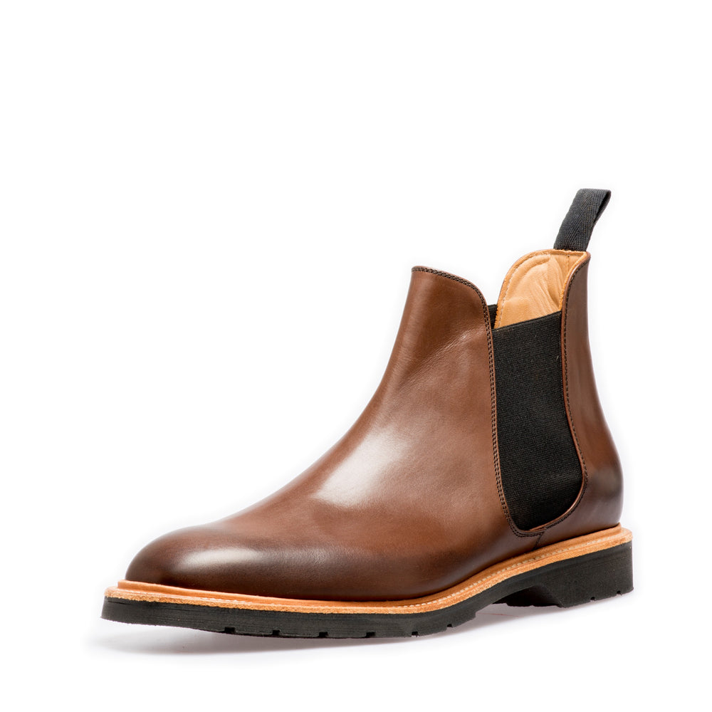 Lifestyle Chelsea Boot in Ebony