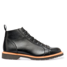Lifestyle 7 Eye Monkey Boot in Black