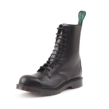 "Classic 11 Eye Steel Toe ""Highlander"" in Black"