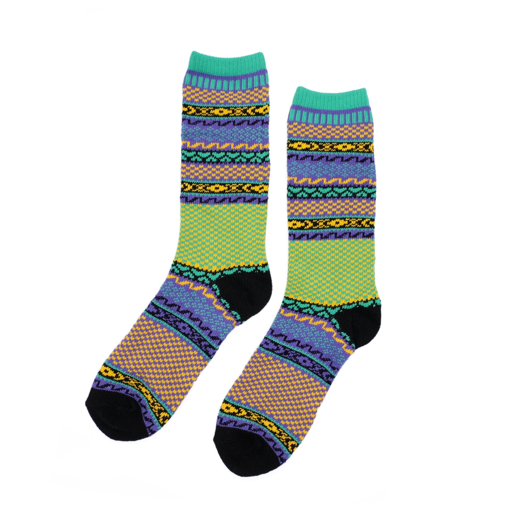 Aoi Tribal Socks