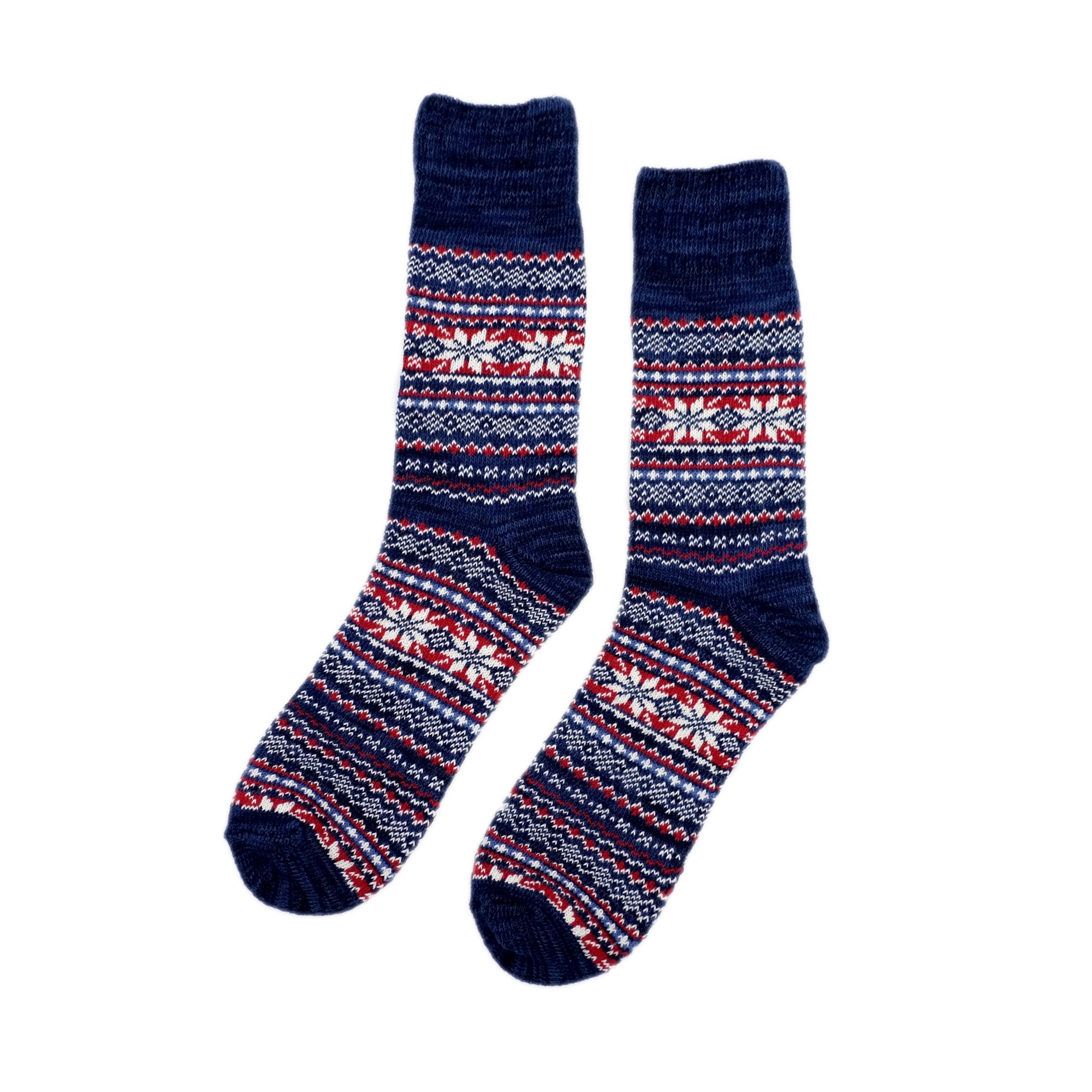 Nordic Socks - Navy