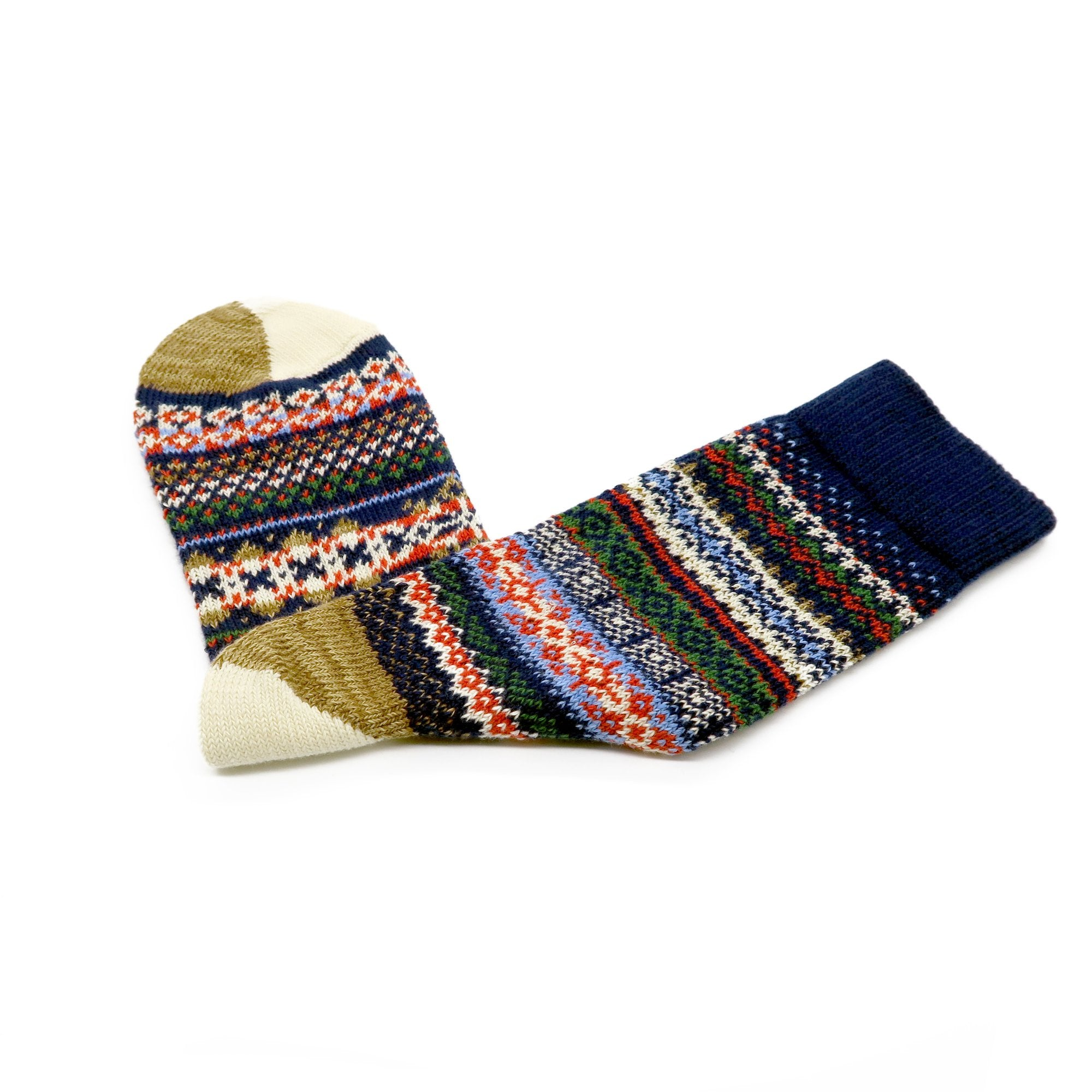 Norwegian Wood Socks