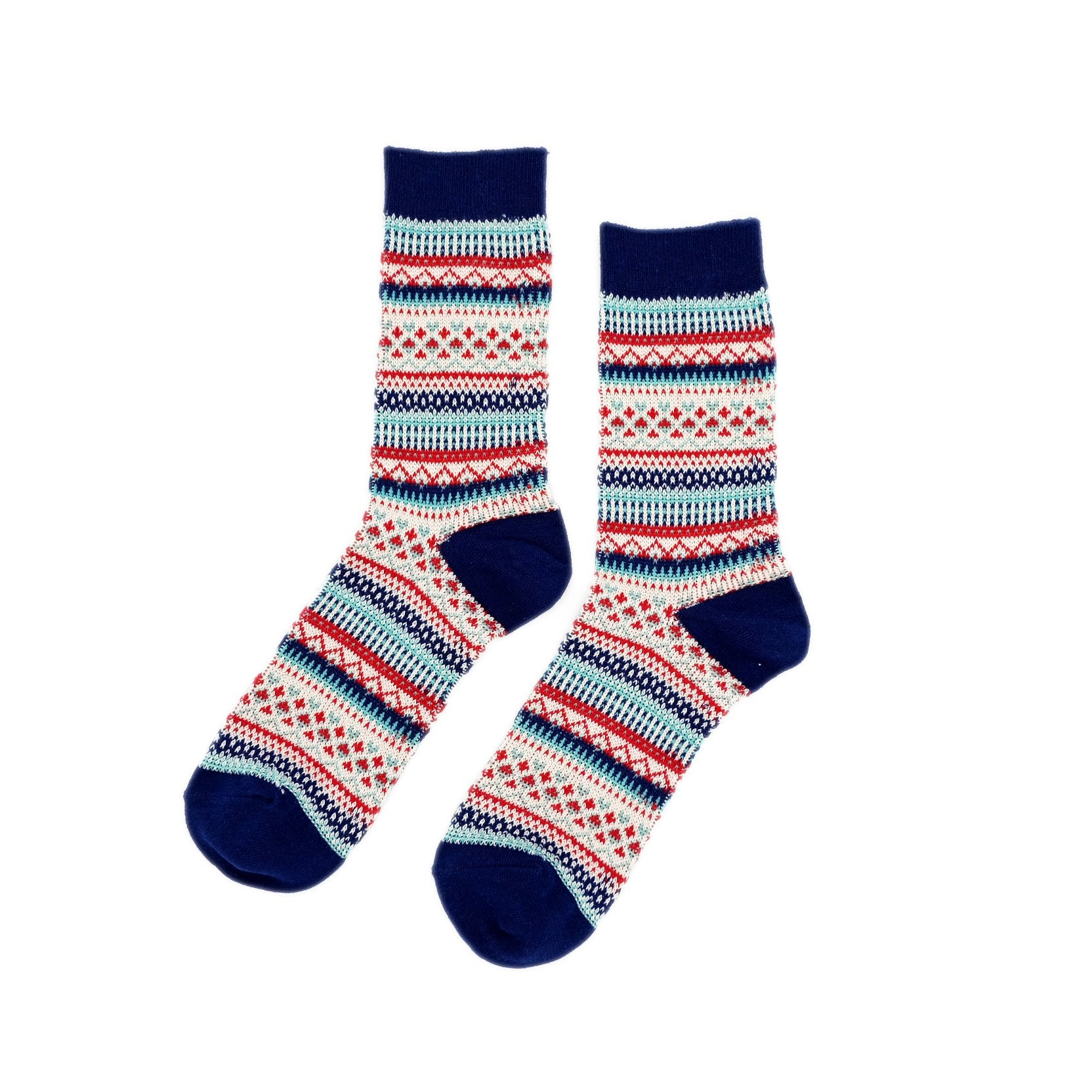 Akai Stripe Socks