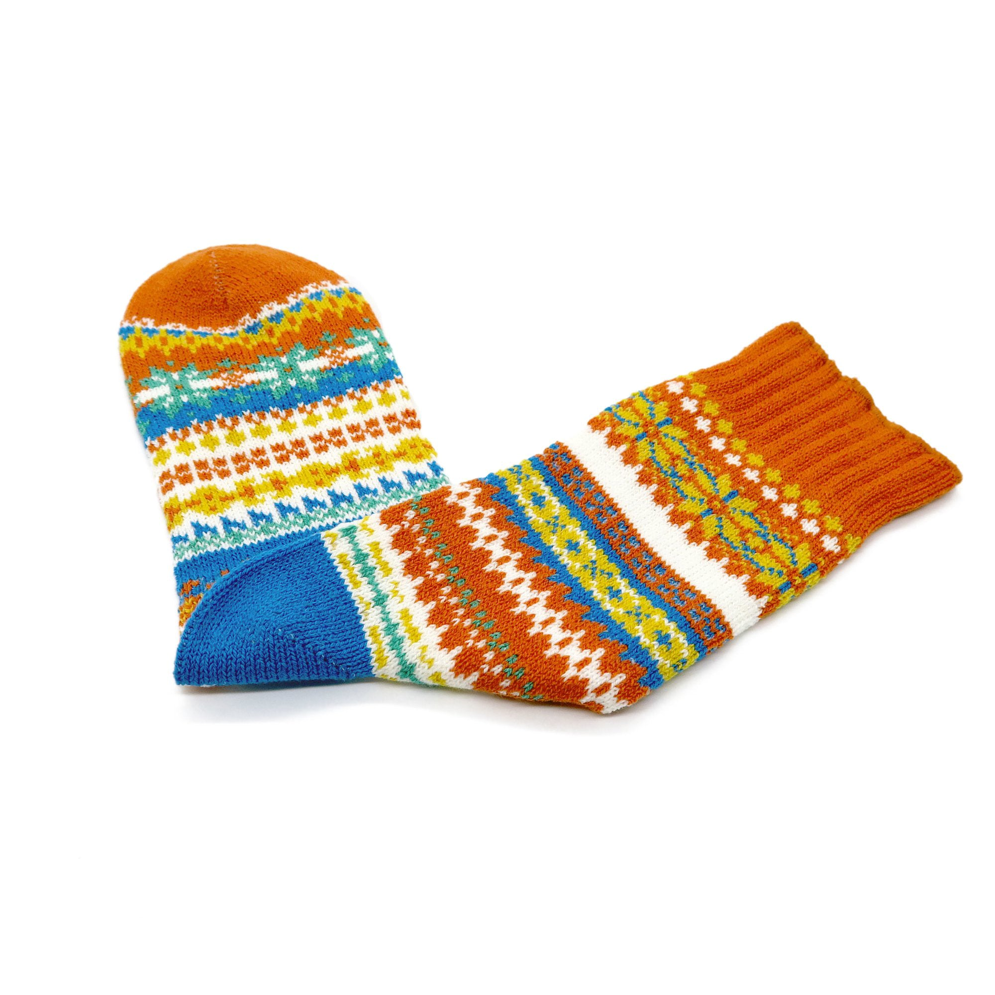 Sol Tribal Socks